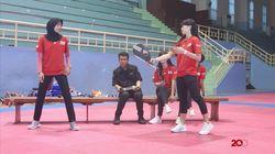 Gerakan Memutar Paling Sulit Bagi Atlet Taekwondo