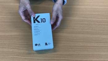 LG Siap Rilis Generasi Baru Ponsel Selfie K10 2017