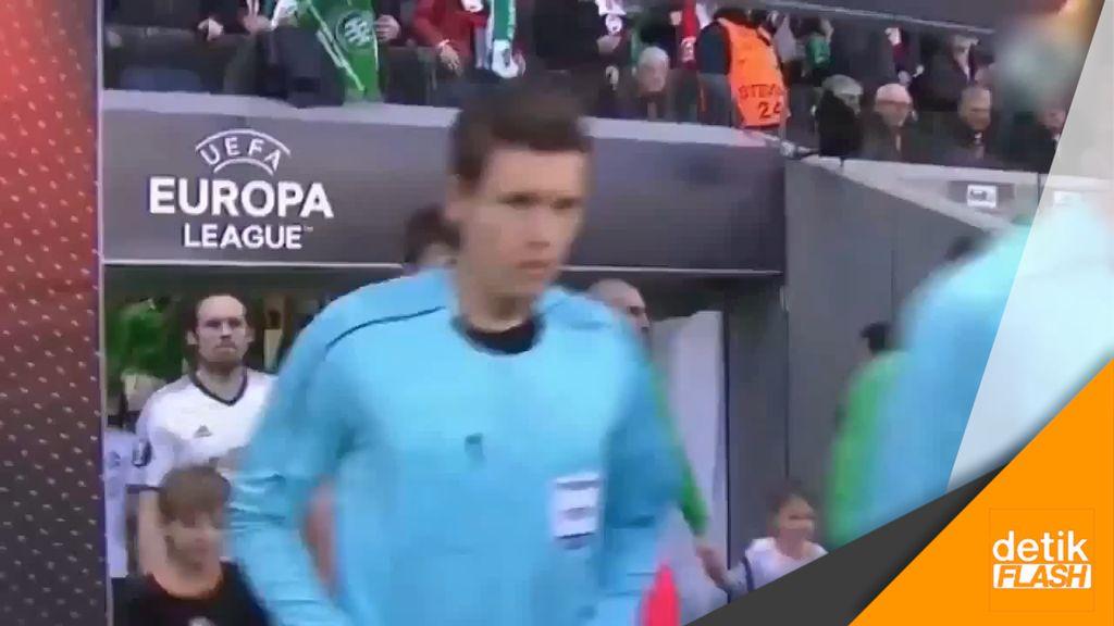 Gol Mkhitaryan Pastikan Kelolosan MU ke 16 Besar