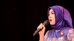 50 Besar Sunsilk Hijab Hunt 2017 - Nuraini Sarma