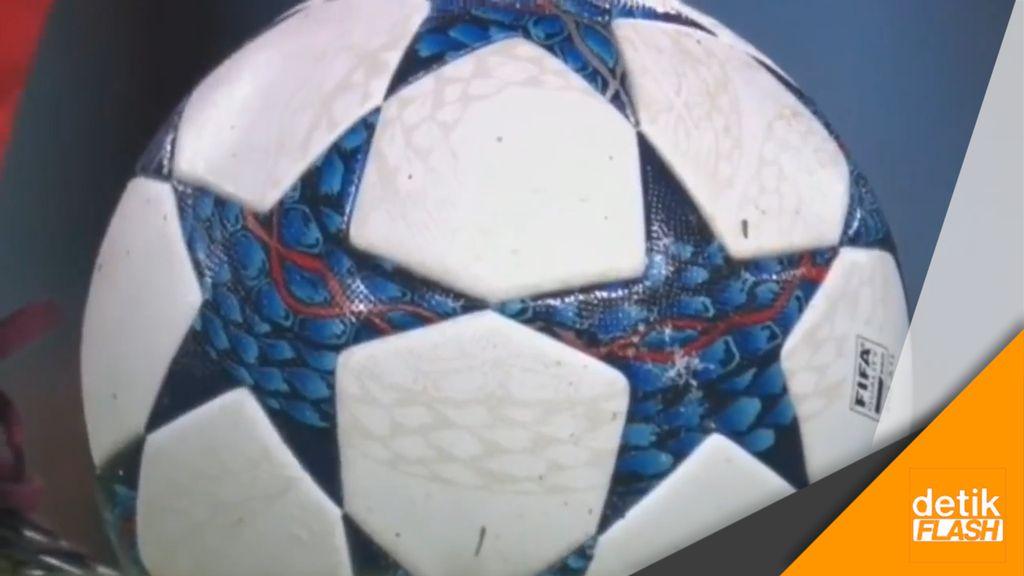 City vs  AS Monaco dalam Deretan Angka