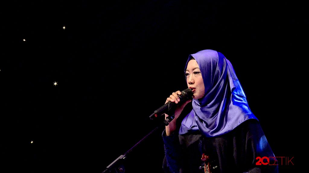 50 Besar Sunsilk Hijab Hunt 2017 - Rizkha Rachmaini