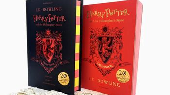 Cantiknya Edisi Spesial Harry Potter and the Philosophers Stone