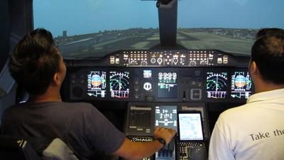 Seperti Apa Sih Rasanya Jadi Pilot?