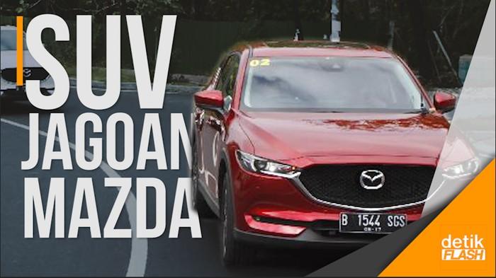 Lebih Dekat dengan Mazda CX-5