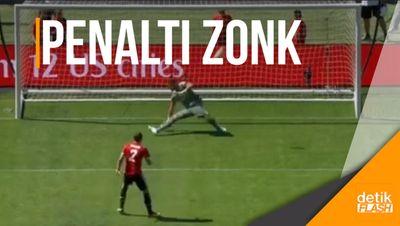 Adu Penalti Setengah Hati MU vs Real Madrid