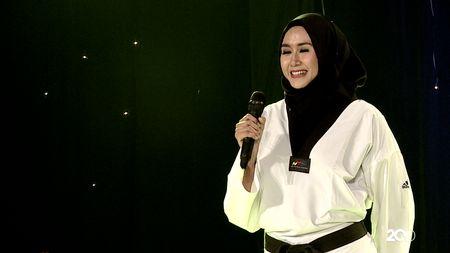 50 Besar Sunsilk Hijab Hunt 2017 - 17. Lia Karina