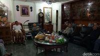 Suasana Pertemuan Sandiaga di Kediaman Probosutedjo