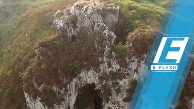 Liburan, Pacu Adrenalinmu di Puncak Tebing Gunung Hawu