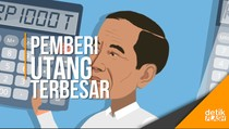 Ke Mana Pemerintah Indonesia Berutang?