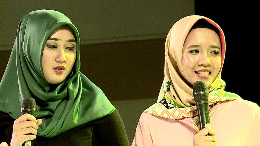 50 Besar Sunsilk Hijab Hunt 2017 - Sarah Madya