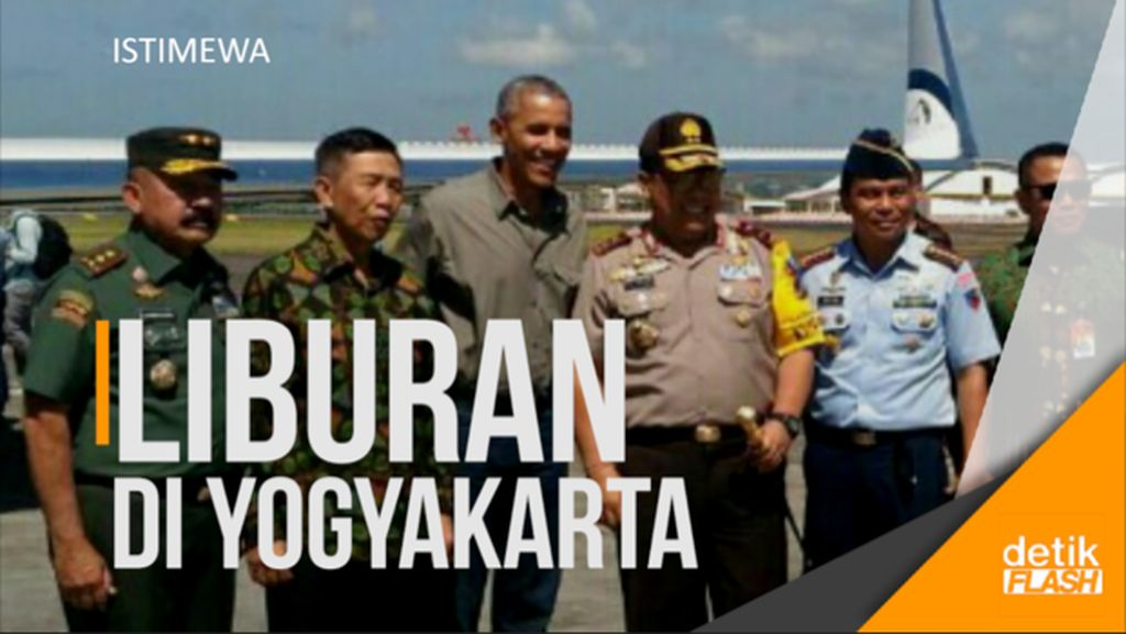 Selamat Datang di Yogyakarta, Mr. Obama