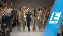 Ikonik! Penampilan 5 Supermodel Legendaris di Show Versace