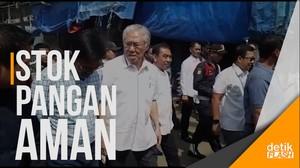 Mengecek Kesiapan Pangan DKI Jelang Ramadan