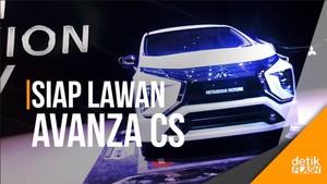 Mitsubishi Perkenalkan Small MPV Pesaing Avanza