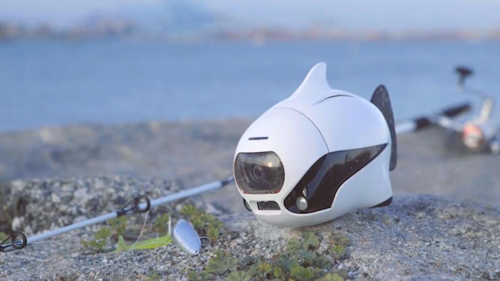 BIKI, Drone yang Jago Menyelam di Laut
