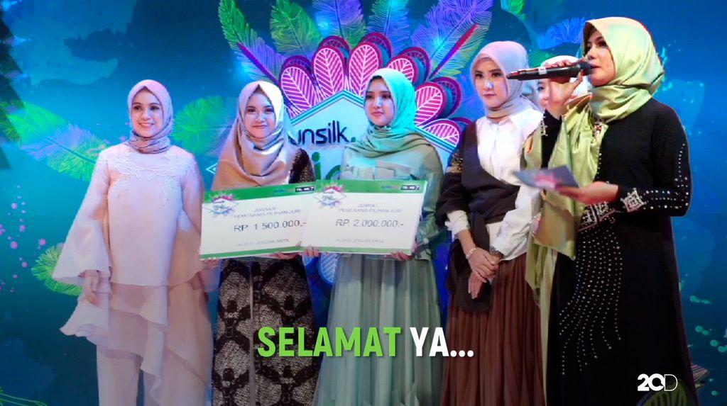 Inilah Juara Favorit Sunsilk Hijab Hunt 2017 Yogyakarta