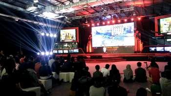 Intip Keramaian Hari Terakhir Indonesia Games Championship