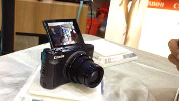 Canon Incar Vlogger dengan Kamera Saku Terbarunya