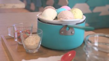 Ada Es Krim Berasap hingga Waffle Lezat di North Pole