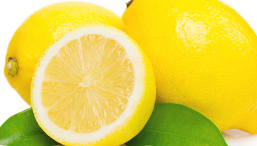 Lemon Ampuh Hilangkan Bau Badan