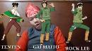 Kreatif! Despacito Versi Naruto Bikin Ngakak