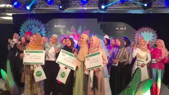 Ini Dia! Tiga Juara Favorit Sunsilk Hijab Hunt 2017 Bandung