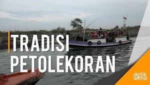 Tradisi Petolekoran, Warga Serbu Perkotaan Cari Kebutuhan Lebaran