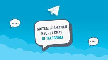 Mengintip Fitur Keamanan Telegram