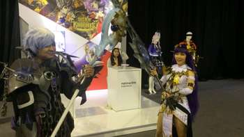 Menyapa Para Cosplayer Keren di IGC 2017