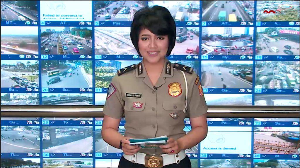 Traffic Update: Jelang Aksi 287, Lalin Istiqlal Ramai-Lancar