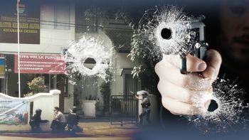Kejar Pelaku Peledakan, Polisi Kepung Kelurahan Arjuna Bandung