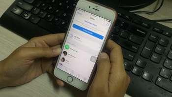 Cara Bikin Status Foto atau Video di WhatsApp