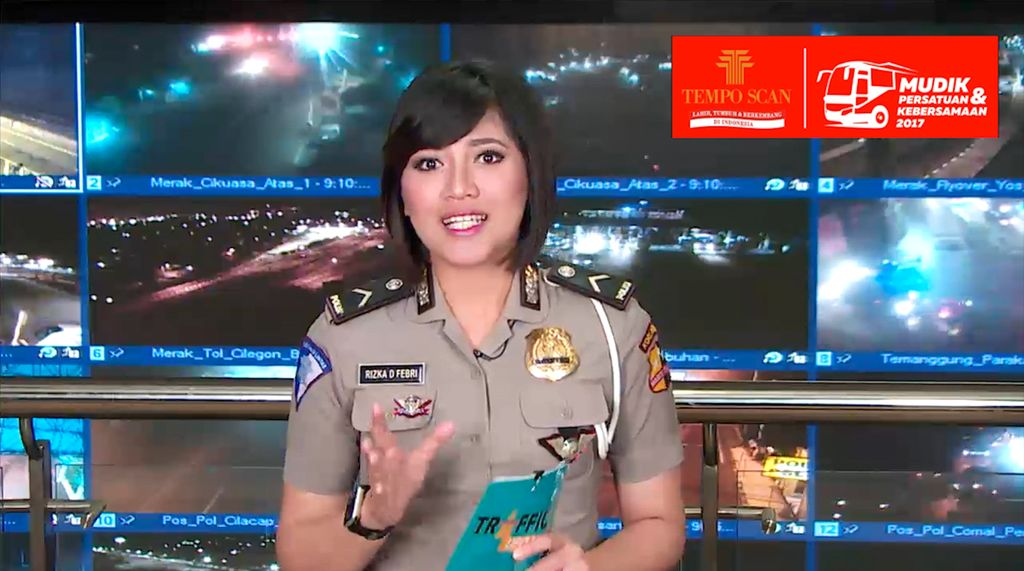 Traffic Update: Simpang Lima Semarang Macet, Jembatan Ampera Ramai Lancar