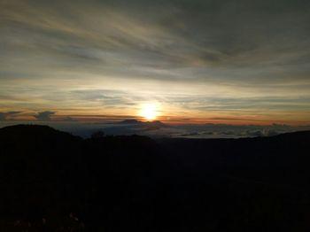 Menikmati Sunrise di Bromo dari Puncak Penanjakan