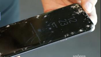 Ini Akibatnya Jika Samsung Galaxy S8 Jatuh