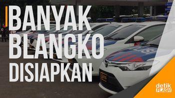 Polisi Siap Tilang Peserta Takbir yang Langgar Aturan