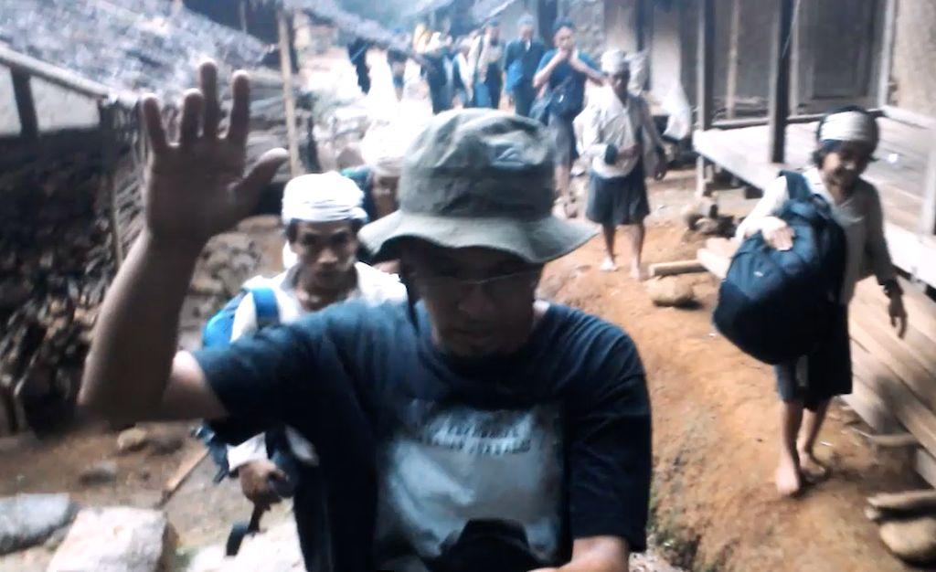 Perjalanan Detik Xpedition Menuju Baduy Dalam