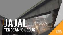 Menelusuri Kolong Jalan Layang TransJ Tendean-Ciledug