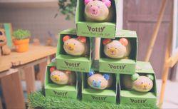 Bisnis Kreatif Boneka Potty Keruk Keuntungan Puluhan Juta Rupiah