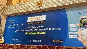 KPAI Luncurkan Aplikasi Perlindungan Anak