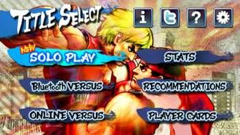 Street Fighter Siap Bertarung di iOS