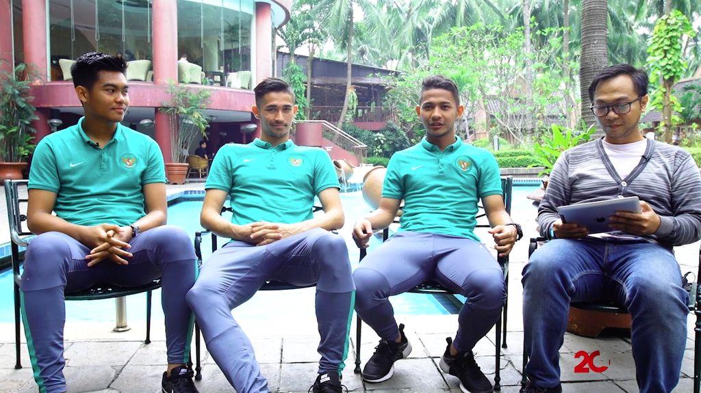 Eksklusif! Ngobrol Bareng Timnas Indonesia U-22