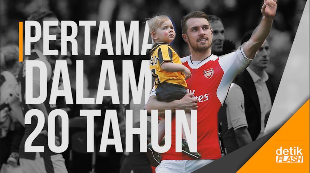 Arsenal Ucapkan Selamat Tinggal ke Liga Champions