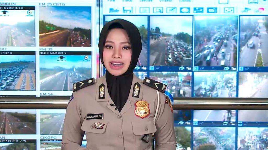 Traffic Update: Ciawi ke Sukabumi Macet