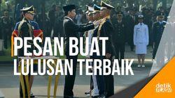 Pesan Jokowi Buat Para Adhi Makayasa 2017