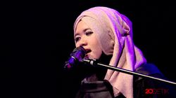 50 Besar Sunsilk Hijab Hunt 2017 - Soraya Ghyna