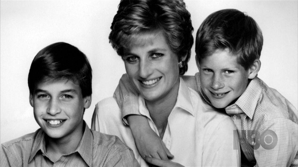 Dokumenter Putri Diana dari Kacamata sang Putra