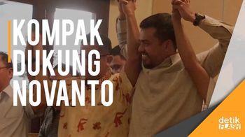 Wasekjen Golkar: Kader Tak Sejalan Dukung Novanto, Silakan Pergi