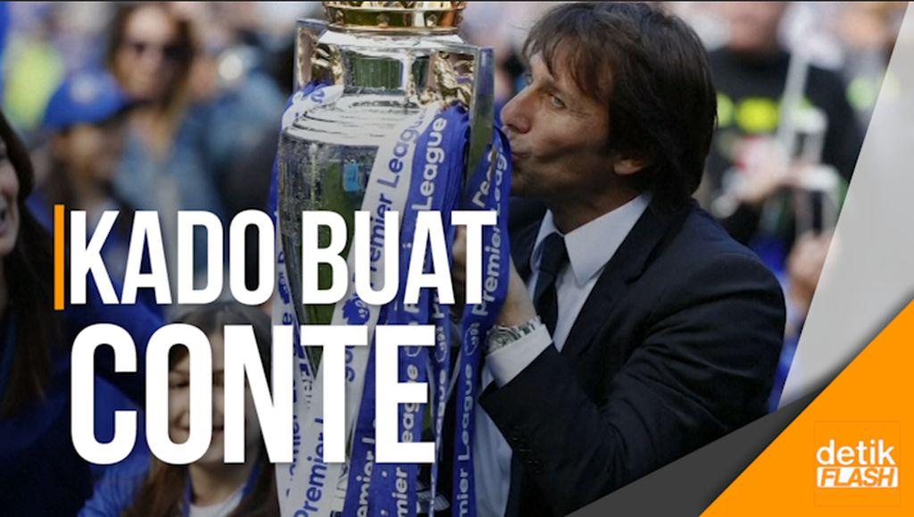 Berkah Juara untuk Conte